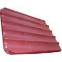 Bandeja aluminio perforado 60x40.5 canales con silicona
