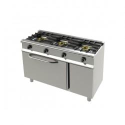 Cocinas fondo 700 con horno