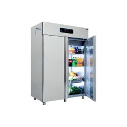 Armario refrigerado dos puertas 1200l