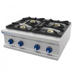 Cocina 4 fuegos sobremesa Repagas