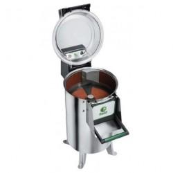 Peladora de patatas italiana 220 Kg/h