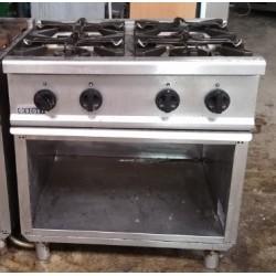 Cocina 4 cocina fuegos con mueble