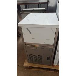 Maquina de hielo de cubito macizo