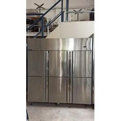 Armario de refrigeración ventilado 6 puertas ocasion