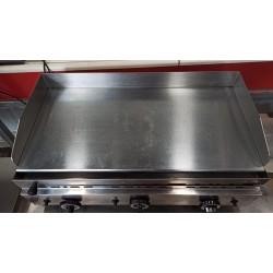 Fry top de ocasion, de sobremesa a gas cromo duro 80 cms