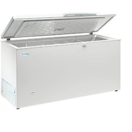 Congelador de Tapa Abatible