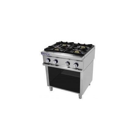 Cocina 4 fuegos sin horno Repagas