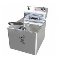 Freidora eléctrica de 4 a 8 litros