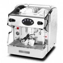 Máquina de café ELEN mini control 1 gr inox negra