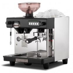 Máquina de café OFFICE control 1 gr con molino