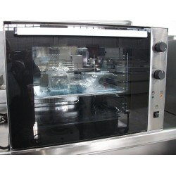 Horno 4 bandejas 430x340 mm con grill OFERTA OUTLET