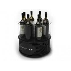Vitrina expositora de vinos y cavas