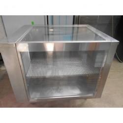 vitrina expositora refrigerada