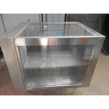 Mueble expositor refrigerado