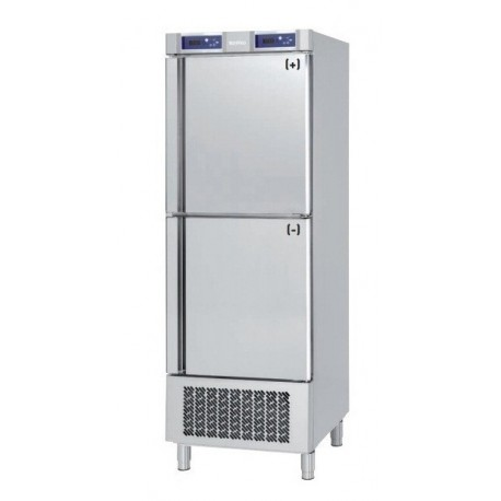 Armario Mixto congelación y refrigeración 500l