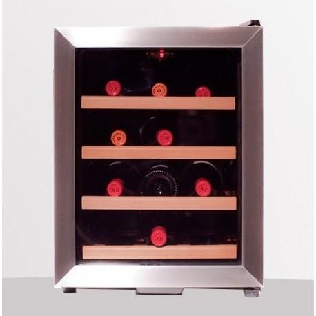 Armario expositor de vinos 47 Lts