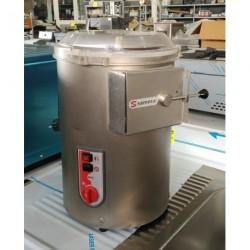 Peladora de patatas compacto de 5 kg de capacidad por ciclo