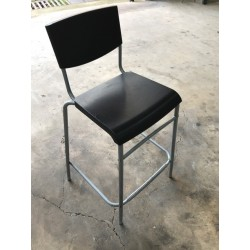Taburete asiento polipropileno