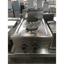Cocina eléctrica 2 fuegos